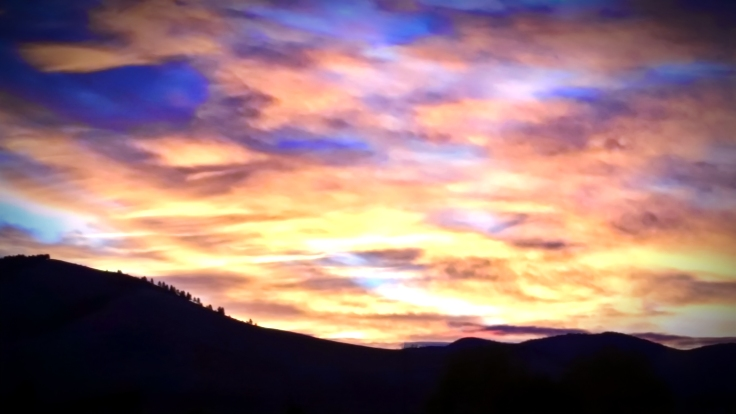 Missoula-Sunset